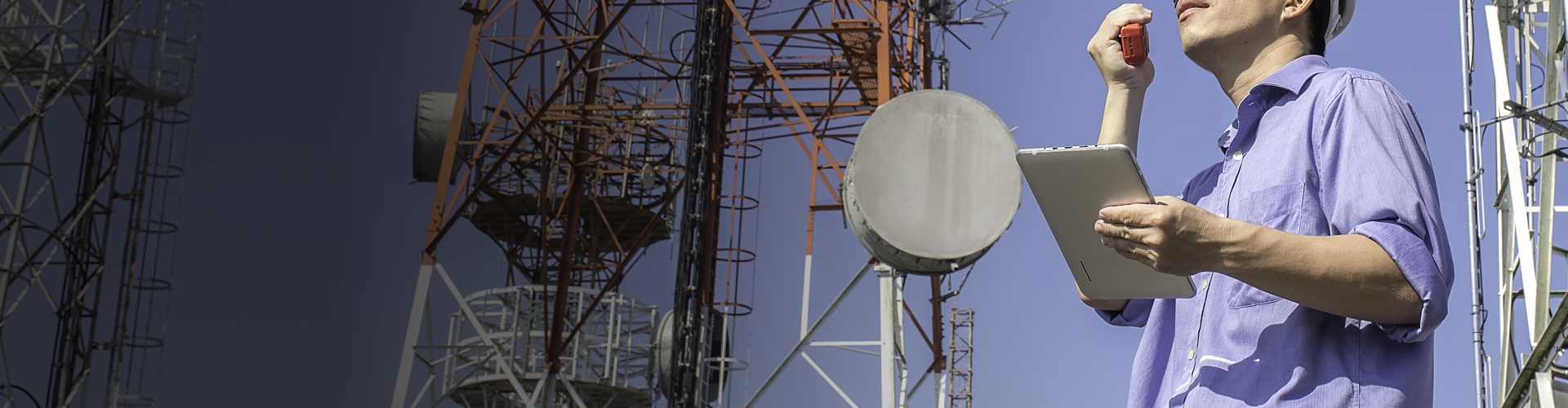 Telecoms Agencies Banner