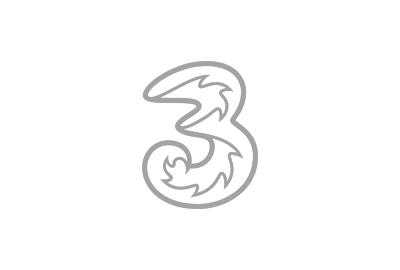 3 Mono logo