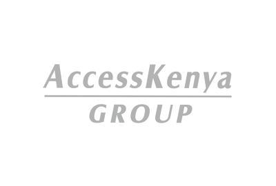Access Kenya Group Mono logo