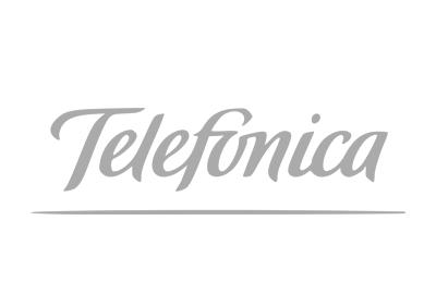 Telefonica Mono logo